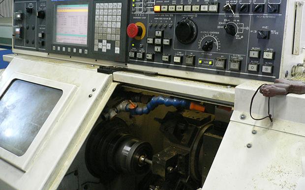 CNC複合旋盤